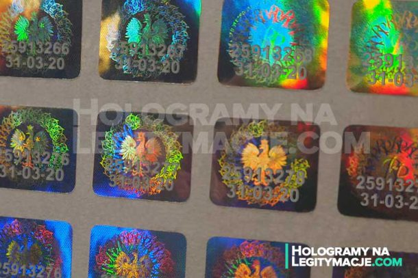 Hologram i legitymacja els
