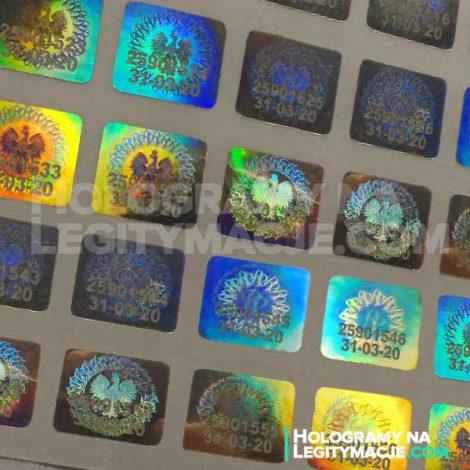 kolekcjonerskie hologramy na legitymacje z allegro olx gumtree