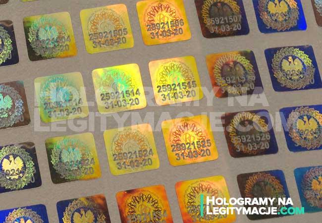 Forum internetowe jako źródło informacji o hologramach na legitymacje ELS
